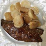 Foie de veau aux navets